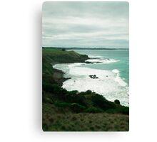 Ocean Dreariness Canvas Print