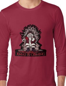 Throne of Canes Long Sleeve T-Shirt