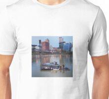 Portland Pirate Ship Unisex T-Shirt