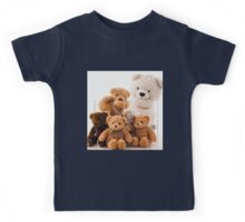 Teddy Bears Kids Tee