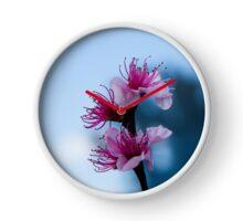 Cool Blossom Clock