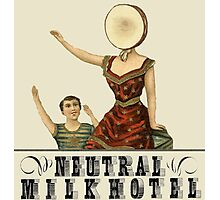 Neutral Milk Hotel - In the Aeroplane Over the Sea Photographic Print