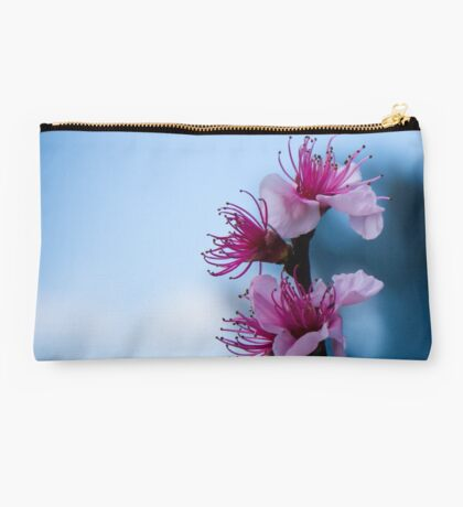 Cool Blossom Studio Pouch
