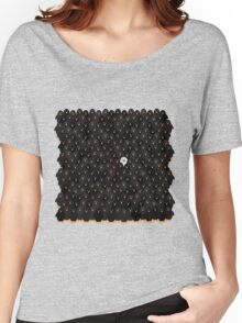 penguin huddle Women's Relaxed Fit T-Shirt