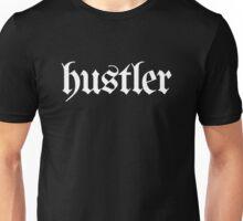 Hustler - White Unisex T-Shirt