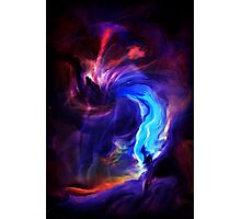Brilliant Nebula Photographic Print