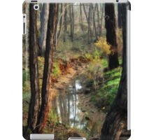 Whipstick Bush Scenery in Winter iPad Case/Skin