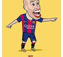 Mascherano - Barcelona v1 by softdelusion