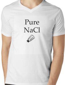 Pure NaCl (Salt) Design Gaming/Referance Mens V-Neck T-Shirt