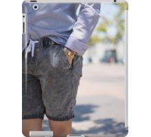 Short-Lived iPad Case/Skin