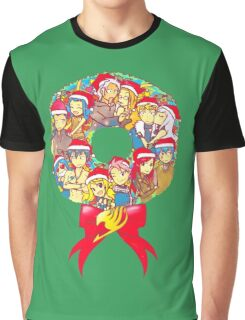 A Fairy Tail Christmas  Graphic T-Shirt