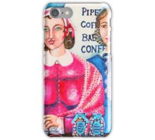 The Doctor's Wife and Her Sister iPhone Case/Skin
