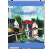 On The Riverfront iPad Case/Skin