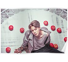 BTS Wings Jimin Poster