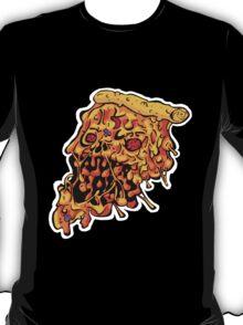 Santa Cruz Pizza T-Shirt