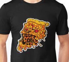 Santa Cruz Pizza Unisex T-Shirt