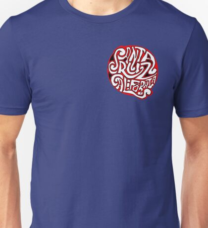Santa Cruz California Unisex T-Shirt