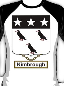 Kimbrough Coat of Arms (English) T-Shirt