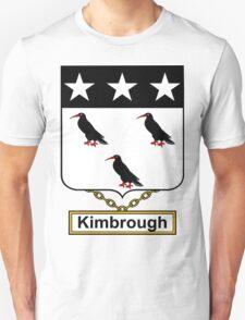 Kimbrough Coat of Arms (English) T-Shirt