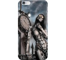 Steampunk Painting 003 iPhone Case/Skin