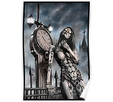 Steampunk Painting 003 Poster