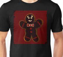 GINGERBREAD MAN Unisex T-Shirt