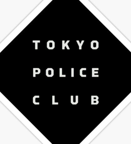 Tokyo Police Club (Champ) Sticker