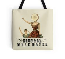 Neutral Milk Hotel - In the Aeroplane Over the Sea Tote Bag