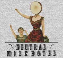 Neutral Milk Hotel - In the Aeroplane Over the Sea One Piece - Long Sleeve