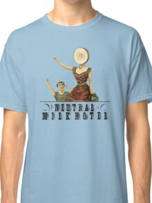Neutral Milk Hotel - In the Aeroplane Over the Sea Classic T-Shirt