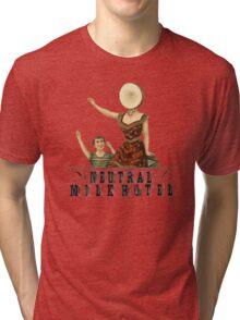 Neutral Milk Hotel - In the Aeroplane Over the Sea Tri-blend T-Shirt
