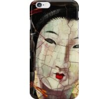 """Nothing to Fix"" (Geisha) iPhone Case/Skin"