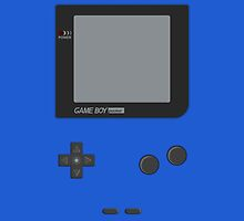 Gameboy Pocket - Blue by Stucko23