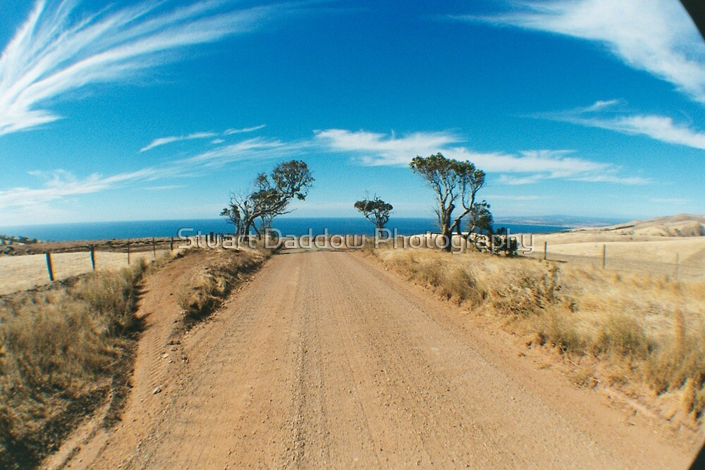The Road That Leads Nowhere by Stuart Daddow Photography