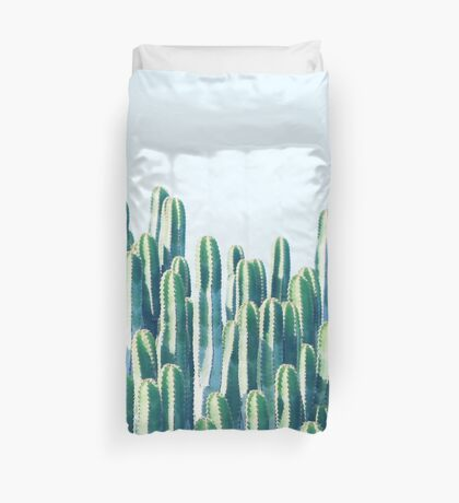 Cactus V2 #redbubble #home #lifestyle #buyart #decor Duvet Cover
