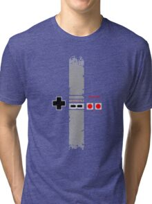 Nintendo Entertainment System - NES Tri-blend T-Shirt