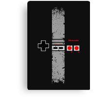 Nintendo Entertainment System - NES Canvas Print