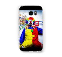 tears of a clown Samsung Galaxy Case/Skin