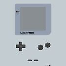 Gameboy Pocket - Silver by Stucko23