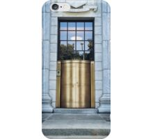 Albany City Hall  iPhone Case/Skin