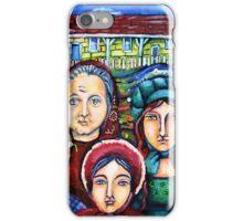 Caroline Chisholm iPhone Case/Skin