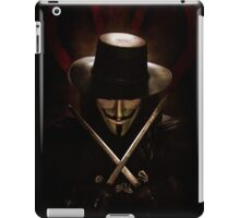 remember remember iPad Case/Skin