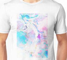 Messy Paint #redbubble #buyart Unisex T-Shirt
