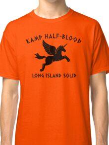 CAMP HALF-BLOOD LONG ISLAND SOUND T-Shirt Tee Percy Olympus Jackson Book Classic T-Shirt