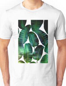 Cosmic Banana Leaves #redbubble #lifestyle T-Shirt