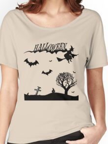 TRICK or TREAT! Women's Relaxed Fit T-Shirt