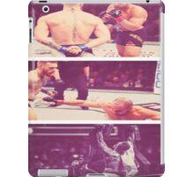 Conor Mcgregor KO Eddie Alverez UFC  iPad Case/Skin