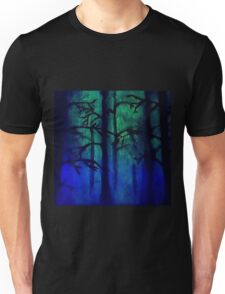 Spooky Forest Unisex T-Shirt