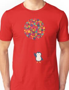Float In The Air Unisex T-Shirt