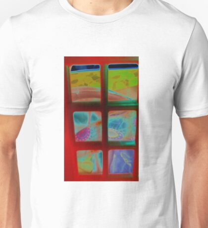 Look Through Any Window Unisex T-Shirt